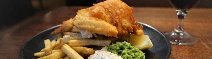 Gastopub Stone'sin Fish & Chips
