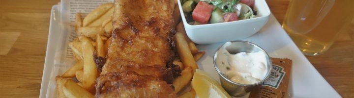 Woolshedin Fish & Chips