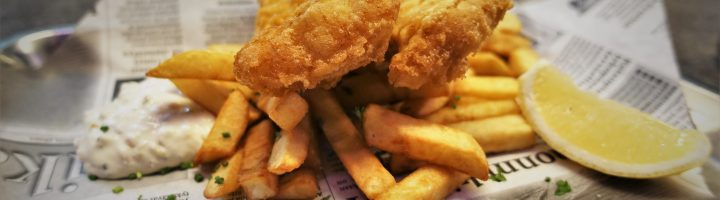 Helsingin paras Fish & Chips