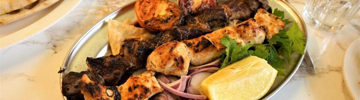 Tikke, kaupungin paras shish kebab
