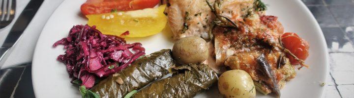 Väinö Kallion lounasbuffet