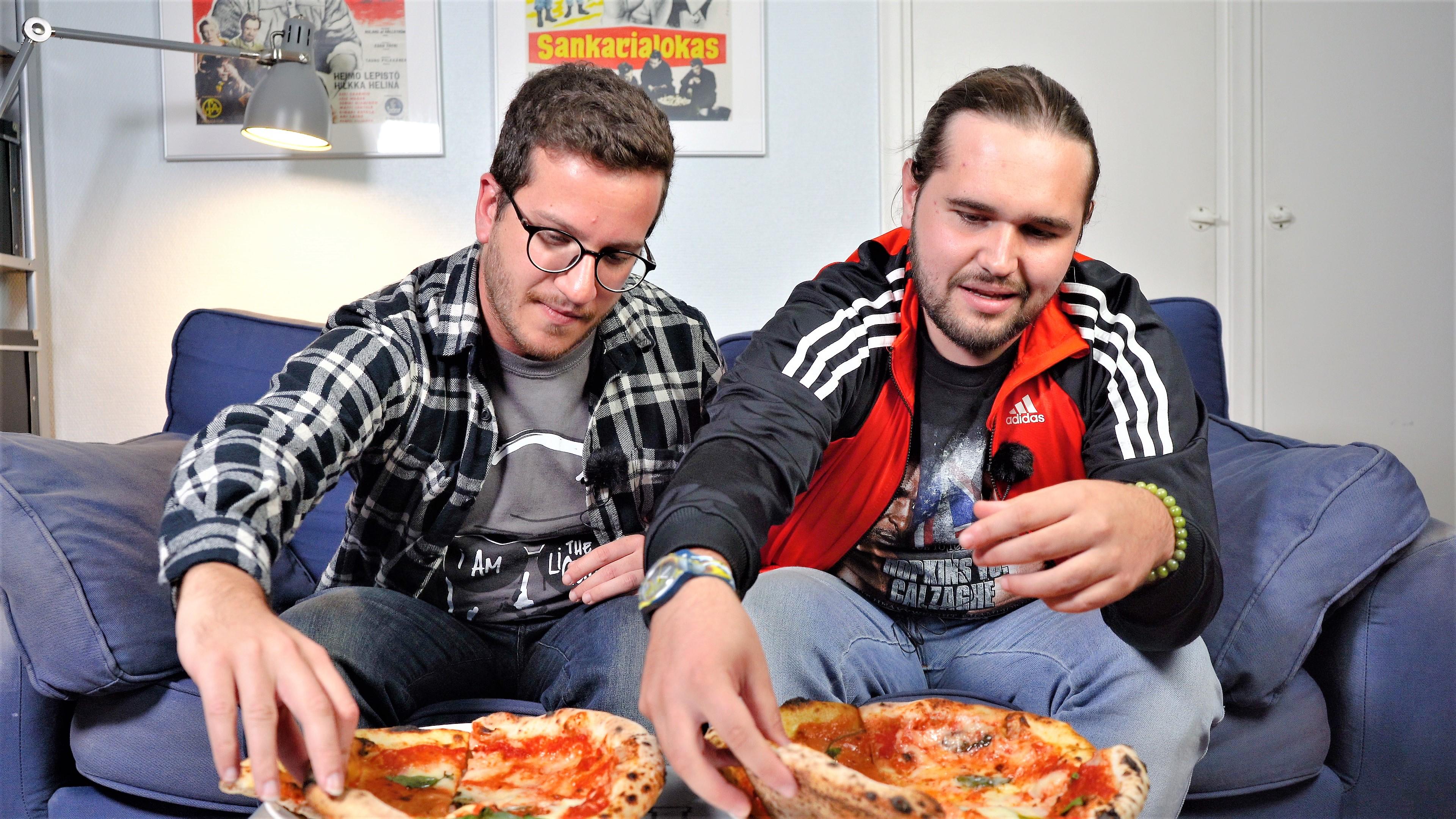 Helsingin paras italialainen pizza?   Helsingin ravintolat
