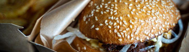 Boneless'n Smash Burger