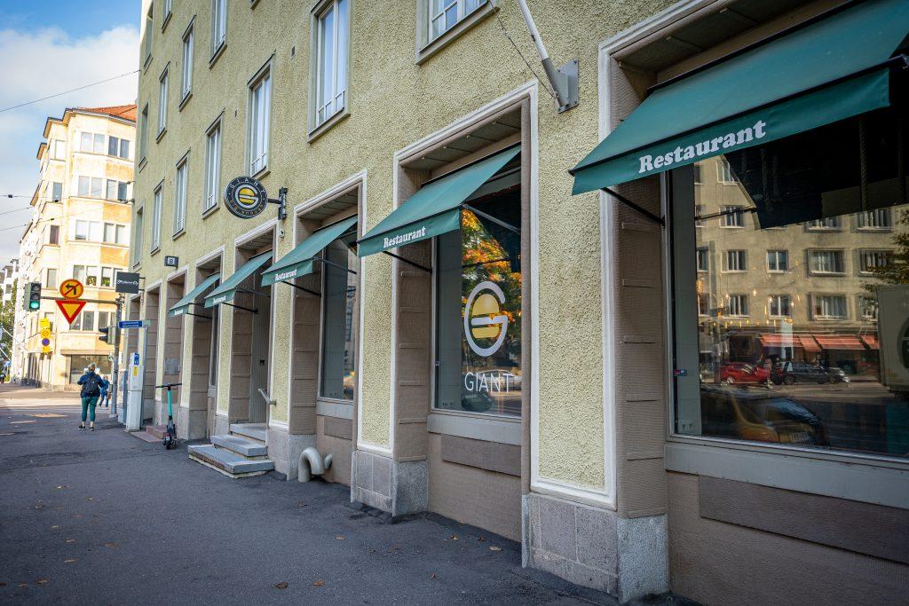 Ravintolat Itäkeskus